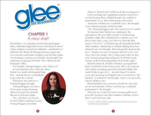 Glee: The Beginning - Sample Chapter