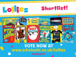 Lollies 2017 Shortlist