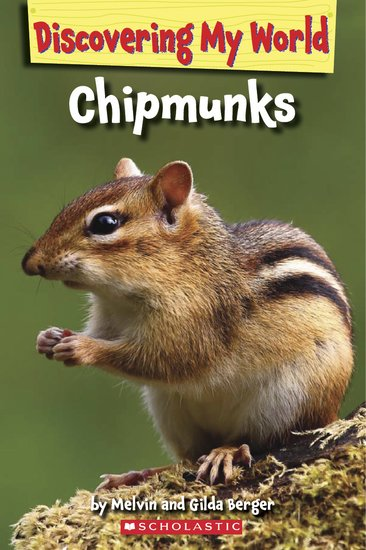 Discovering My World: Chipmunks