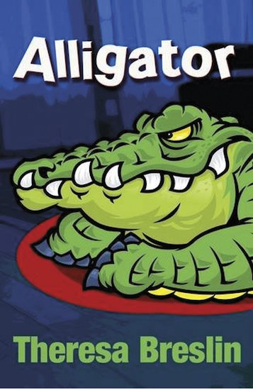 Barrington Stoke: Alligator