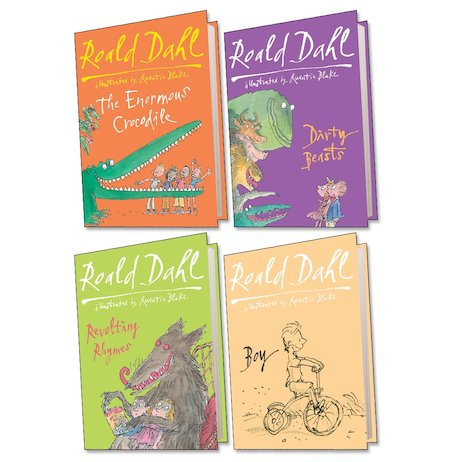 Roald Dahl Collection Pack