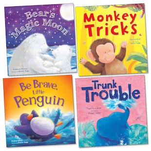 Animal Picture Book Pack