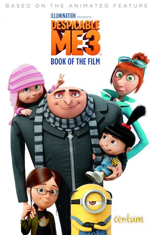 Despicable Me 3: Book of the Film