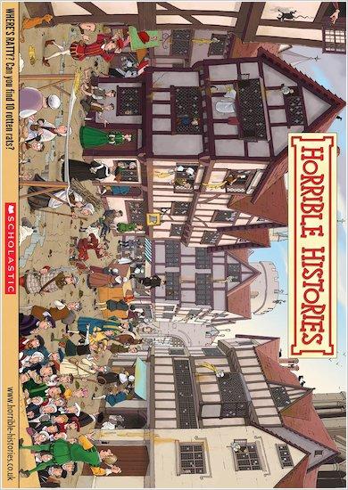 Horrible Histories Puzzle