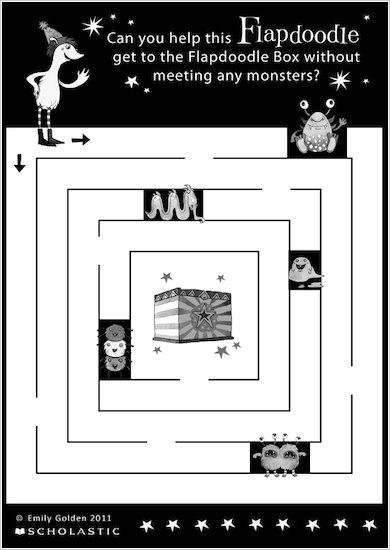 Fabulous Flapdoodle Maze