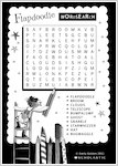 Fabulous Flapdoodle Wordsearch