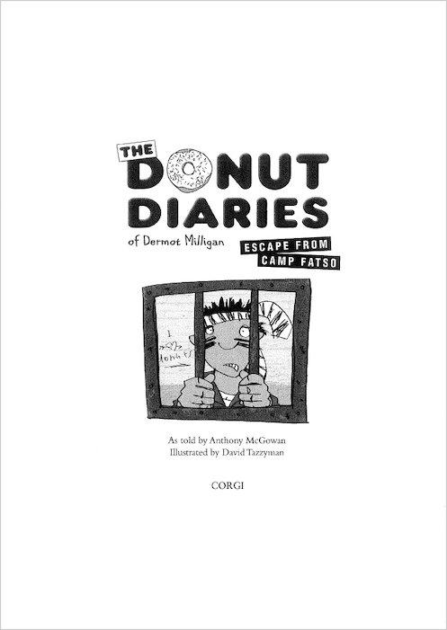 the donut diaries mcgowan anthony milligan dermot tazzyman david