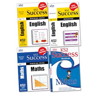 Letts KS2 Success Pack: Maths and English SATs