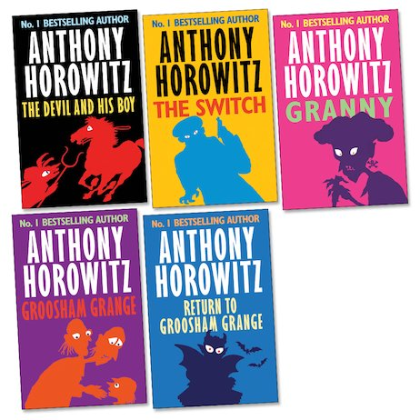 Anthony Horowitz Pack
