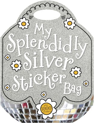 My Splendidly Silver Sticker Bag
