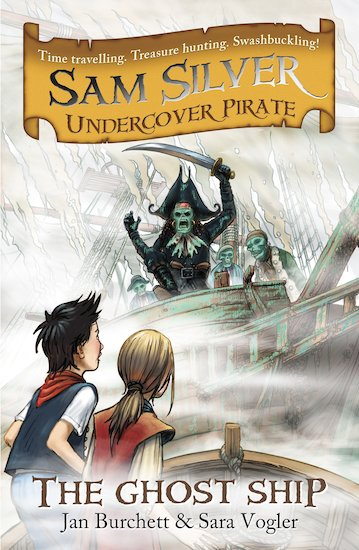 Sam Silver, Undercover Pirate: The Ghost Ship
