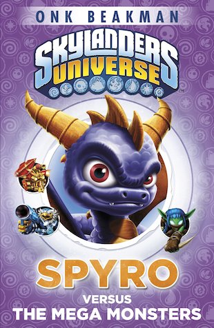 Skylanders Universe: Spyro Versus the Mega Monsters