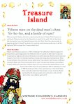 Treasure Island Chatterpack (5 pages)