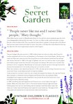 Secret Garden Chatterpack (6 pages)