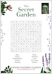 Secret Garden Wordsearch