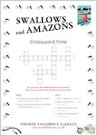 Swallows and Amazons Crossword