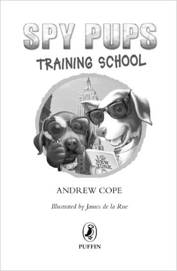 Spy Pups Training School Sneak Preview