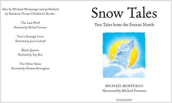Snow Tales Sneak Preview