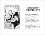 Horrid Henry's Monster Movie Sneak Preview (2 pages)