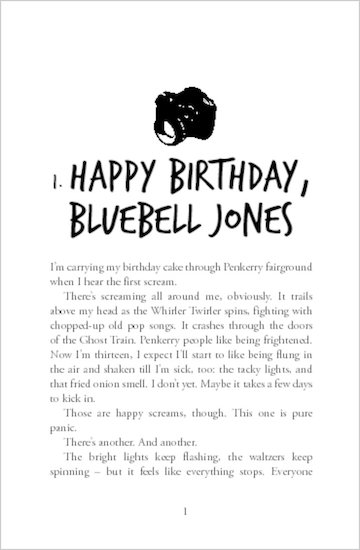 The Twice-Lived Summer of Bluebell Jones Sneak Preview