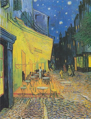 Van Gogh - Terrace