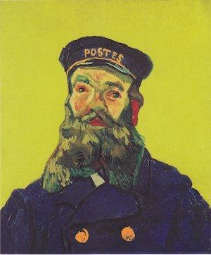 Van Gogh - Joseph Roulin