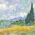 Van Gogh - Wheatfield