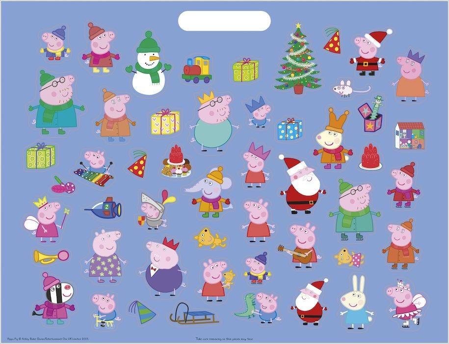 Peppa Pig Christmas.Peppa Pig Christmas Artist Pad Scholastic Shop