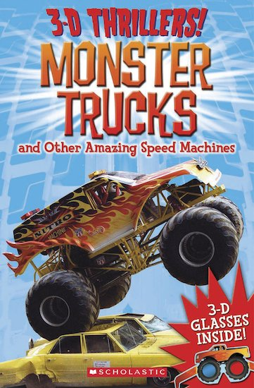 3D Thrillers: Monster Trucks and Speed Machines