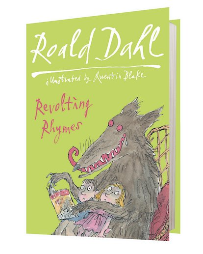 Revolting Rhymes (Hardback)