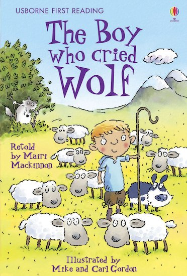 The Boy Who Cried Wolf (Level 3)