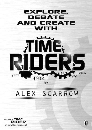 TimeRiders Resource Pack
