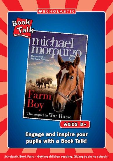 Book Talk - Farm Boy