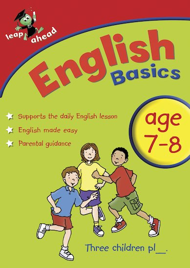 Leap Ahead: English Basics (Ages 7-8)