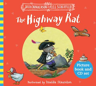 The Highway Rat: Book and CD