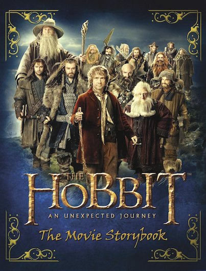The Hobbit: The Movie Storybook