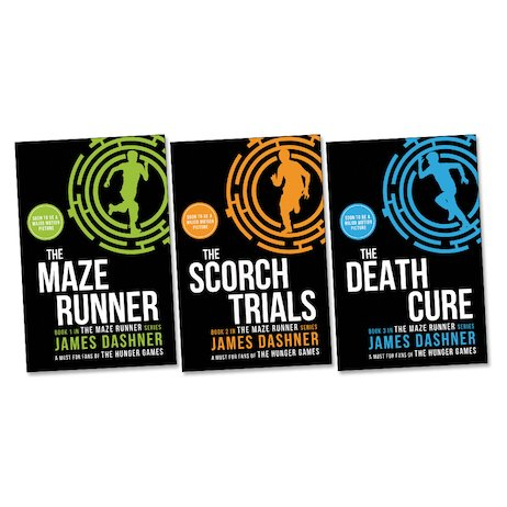 The Maze Runner Pack