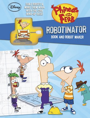 Phineas and Ferb: Robotinator