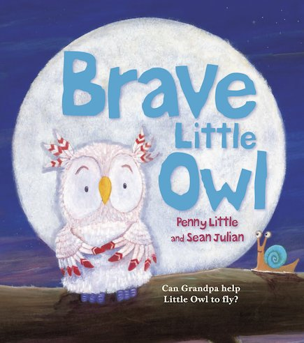 Brave Little Owl