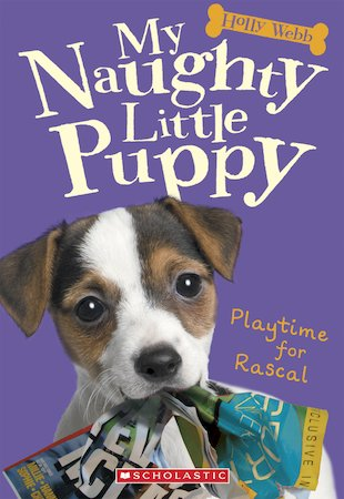 My Naughty Little Puppy: Playtime for Rascal