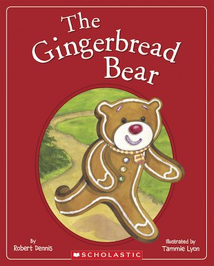 The Gingerbread Bear