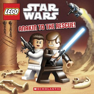 LEGO® Star Wars™: Anakin to the Rescue!