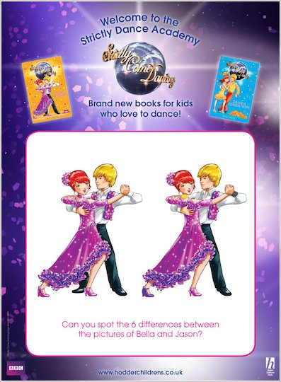 Strictly Come Dancing Puzzle