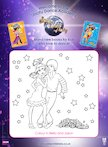 Strictly Come Dancing activity sheets (2 pages)