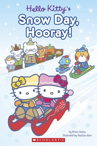 Hello Kitty's Snow Day, Hooray!