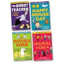 Colour First Readers Pack x 4