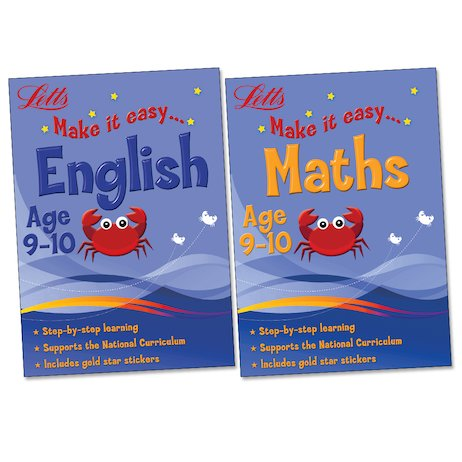 Make It Easy: Maths and English Pair (Ages 9-10)