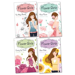Flower Girls Pack