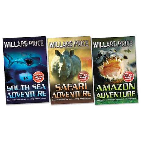Willard Price Adventures Trio