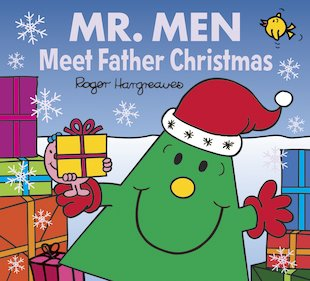 Mr Men Meet Father Christmas